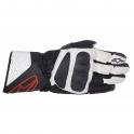 Rękawice Sportowe Alpinestars SP-8 czarno/biało/czerwone