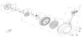 Rozruch ręczny - szarpak CF Moto 500