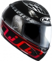 Kask HJC CS-14 NATION BLACK RED