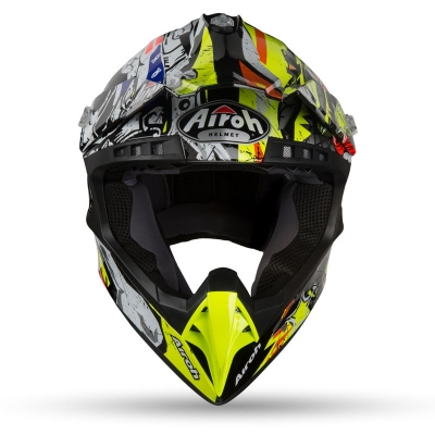 Kask Airoh Switch Pirate Gloss
