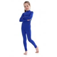 18fdb61f7228c0 Bluza termoaktywna damska Brubeck Thermo Junior kobaltowa