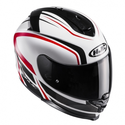 KASK HJC IS-17 CYNAPSE BLACK/WHITE/RED