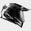 Kask LS2 MX436 Pioneer Black White
