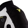 Kurtka tekstylna Rebelhorn Borg black/grey/flo yellow